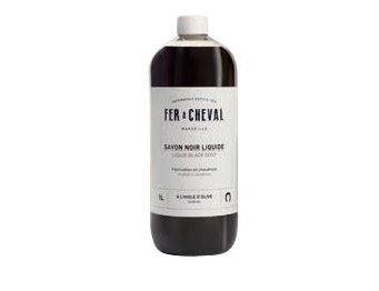 Jabón negro líquido
