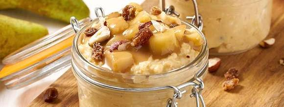 Overnight Oats with Formula1
