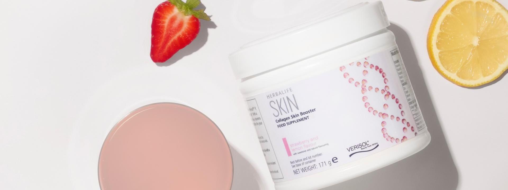 Skin Collagen Booster Herbalife