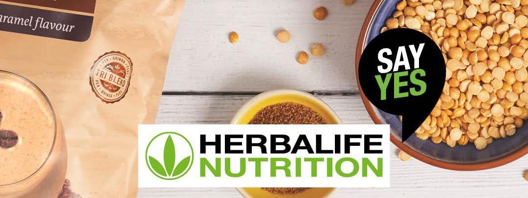 Say Yes Herbalife Nutrition UK