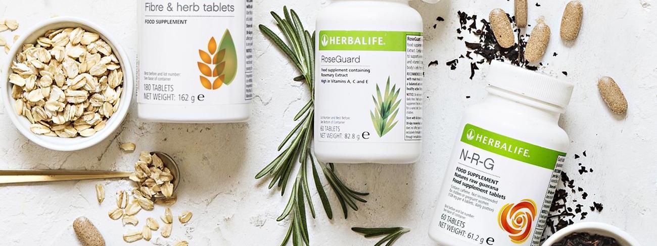Supplements Herbalife UK