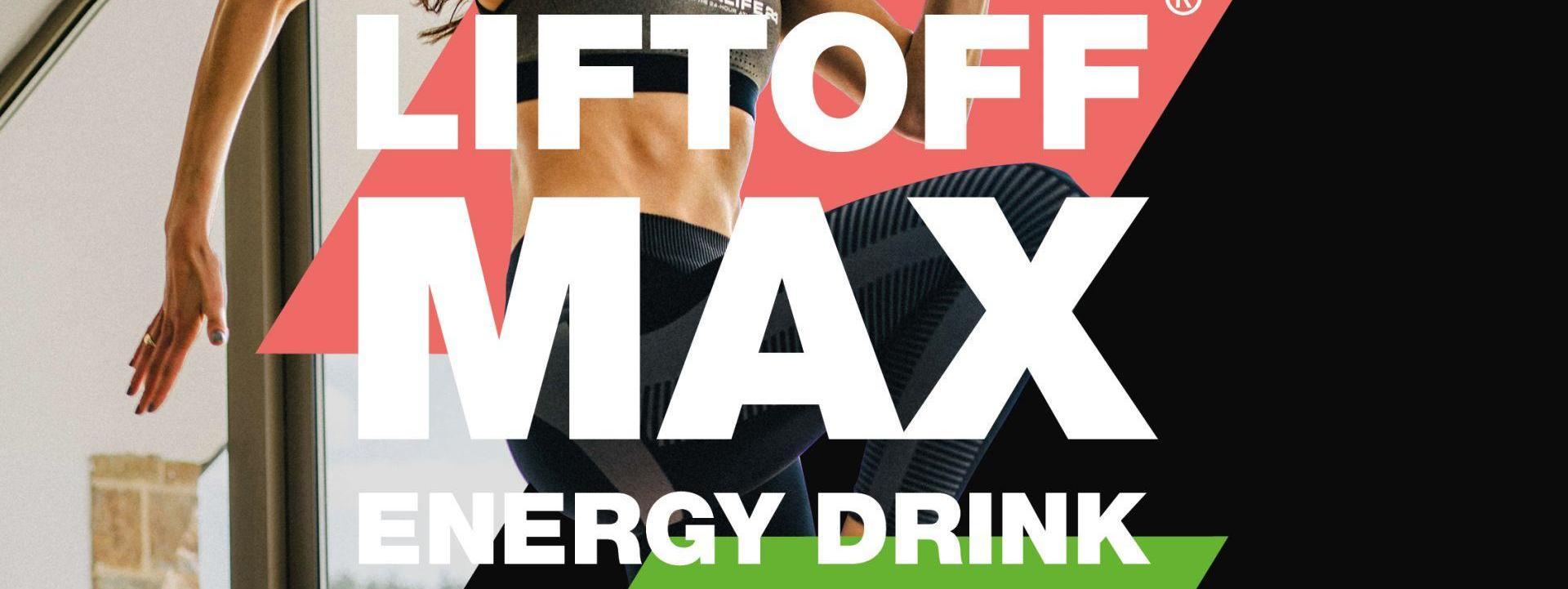 LiftOff® Max Grapefruit Twist