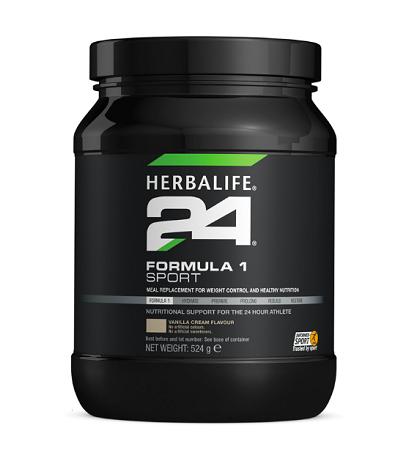 Formula 1 Sport Healthy Meal for Athletes Vanilla Cream 524 g