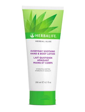 Herbal Aloe Hand Body Lotion 200 mL