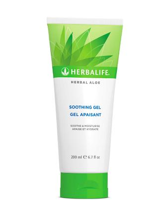 Herbal Aloe Soothing Gel 200 mL