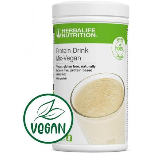 Vegan Protein Drink Mix-Vegan Vanilla 560g