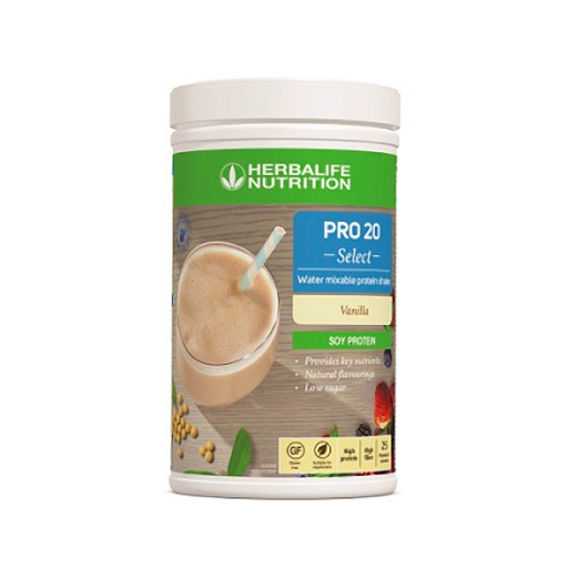 PRO 20 Select - Water Mixable Protein Shake 630 g