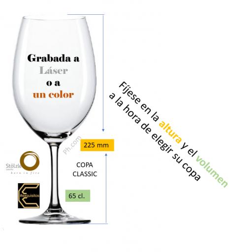COPA CLASSIC, GRABADA CON TU LOGO [0]