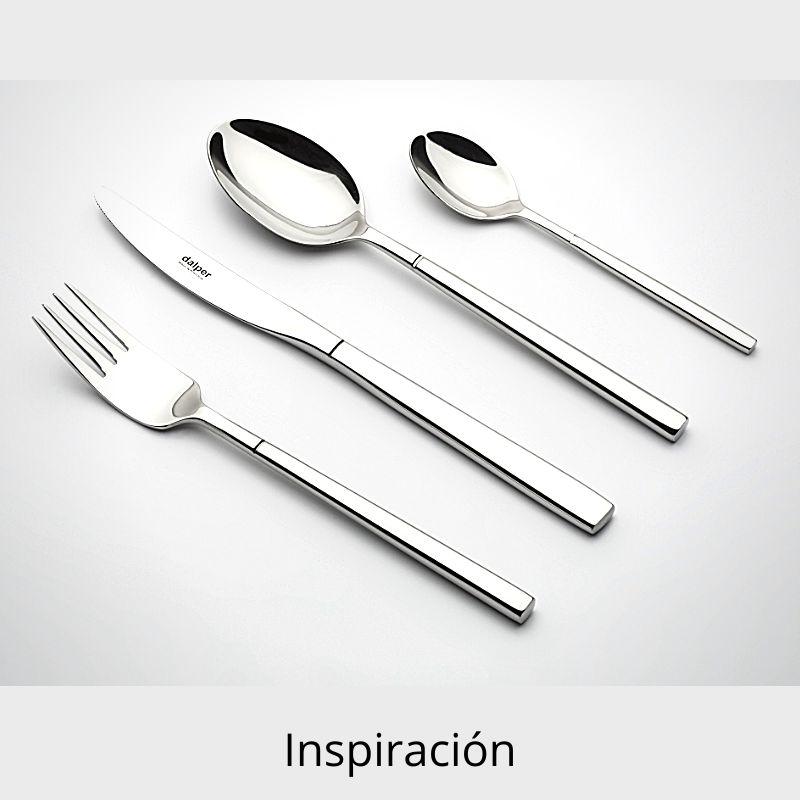 CUBIERTOS INSPIRACIÓN EN CAJA DE MADERA REGALO  PERSONALIZADA