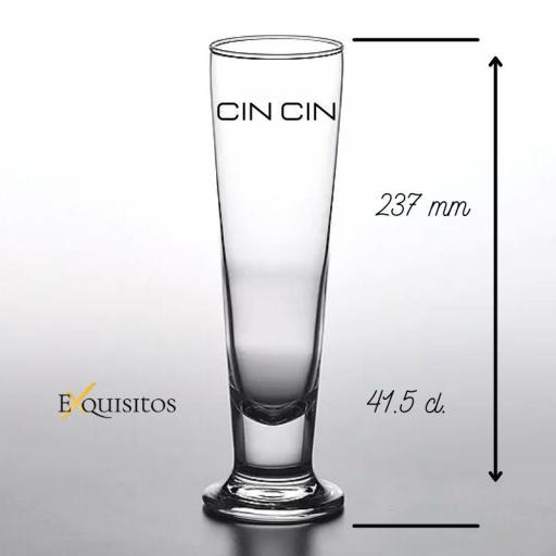Vaso de Cerveza Personalizado. CinCin 41 [1]