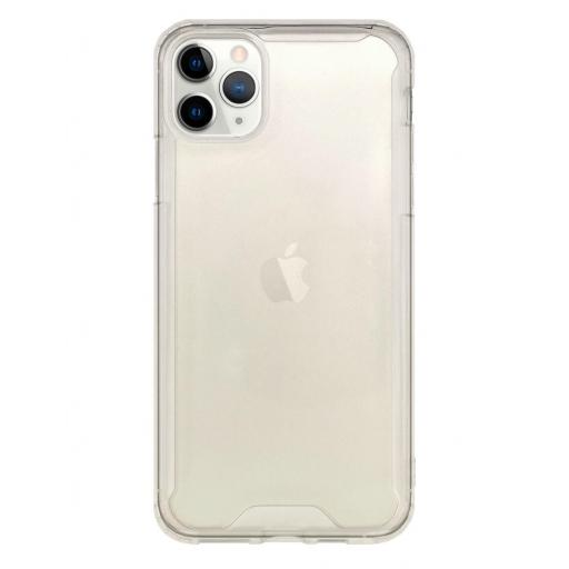 Apple iPhone 11 Pro Max Funda Antigolpes Premium Transparente