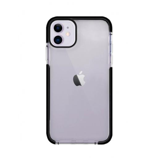 Apple iPhone 12 / 12 Pro Funda de Alto Impacto Negro