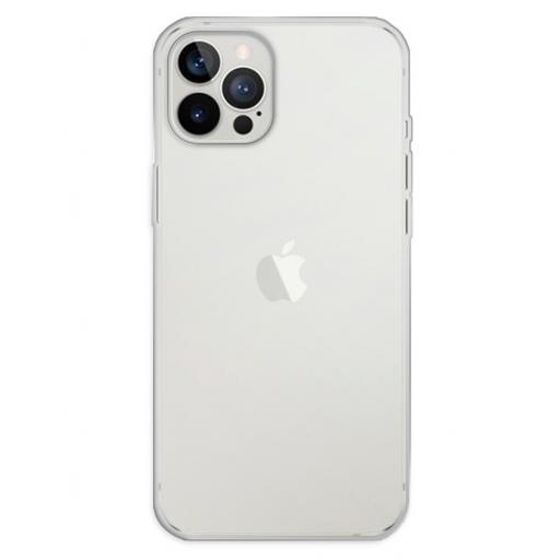 Apple iPhone 12 / 12 Pro Funda Silicona Transparente