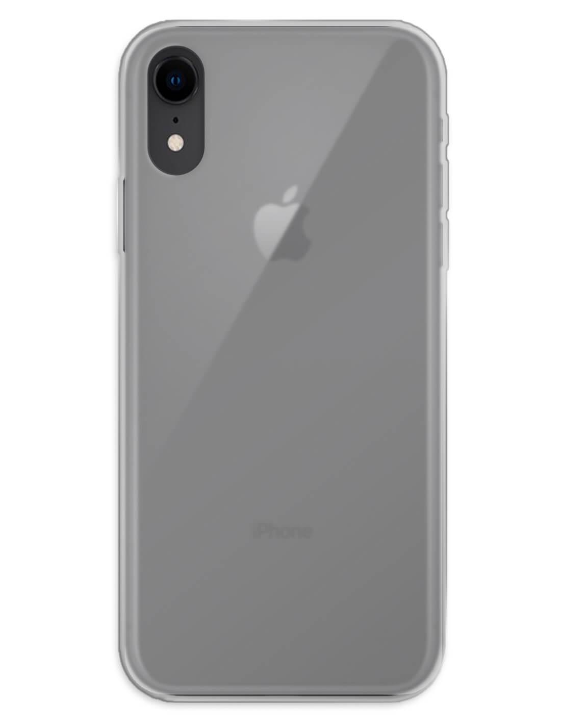 Apple iPhone XR Funda Silicona Mate