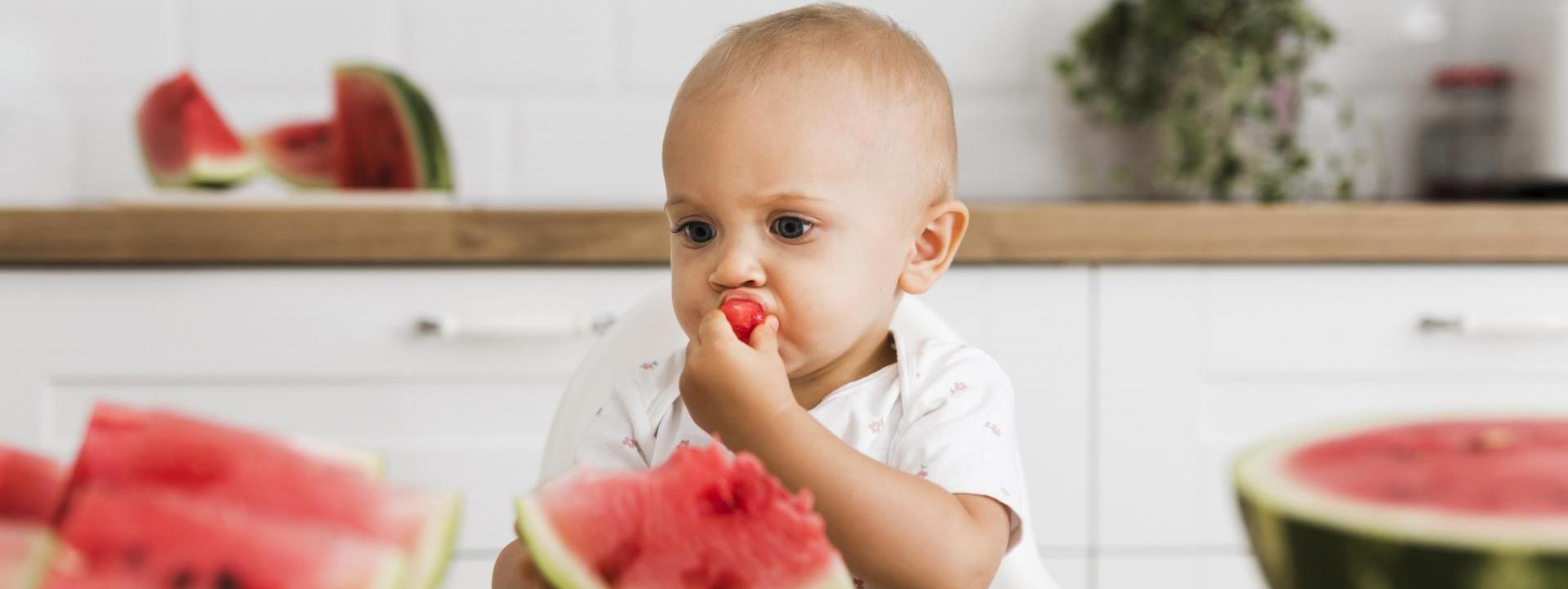 Cómo evitar el atragantamiento de tu bebé