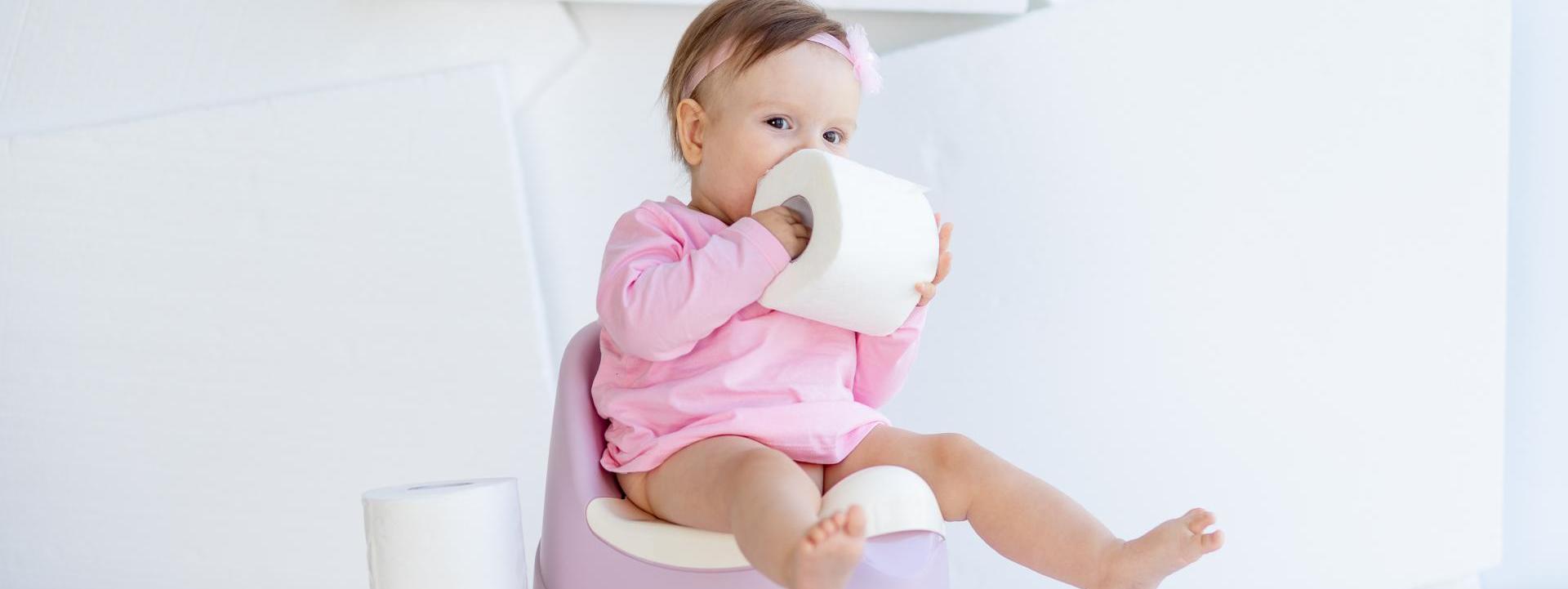 ¿Qué podemos hacer en casa cuando nuestro peque tiene diarrea?