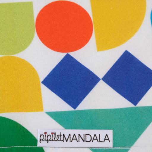 Bavoir Bandana - Multicolore [1]