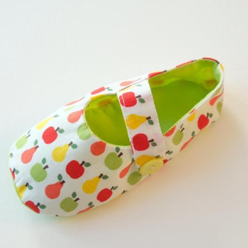 Chaussuresbébé - Tutti frutti  [3]