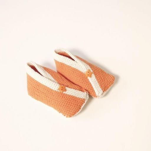 Chaussons en coton - Jacques  [1]