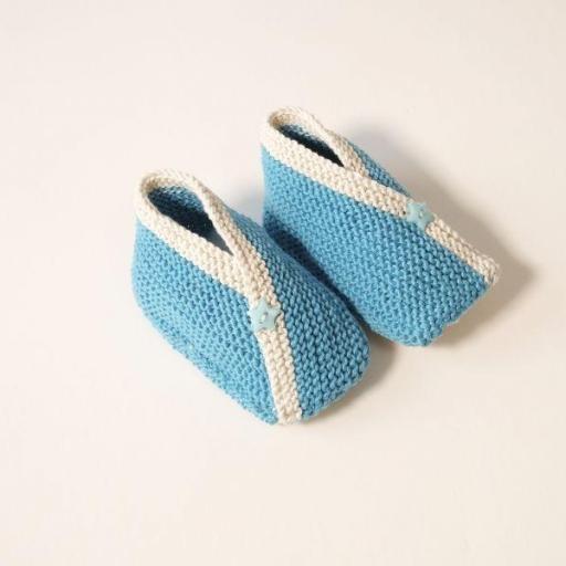 Chaussons en coton - Jacques  [2]
