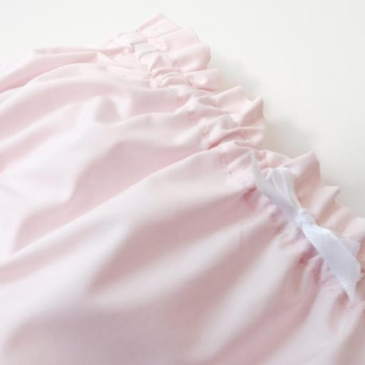 Ensemble bébé fille - Uni rose [2]