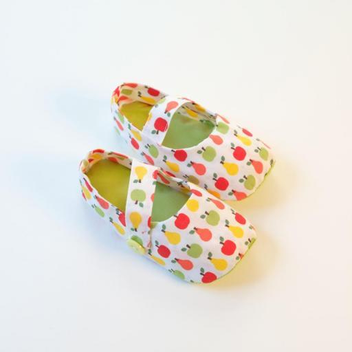 Chaussuresbébé - Tutti frutti
