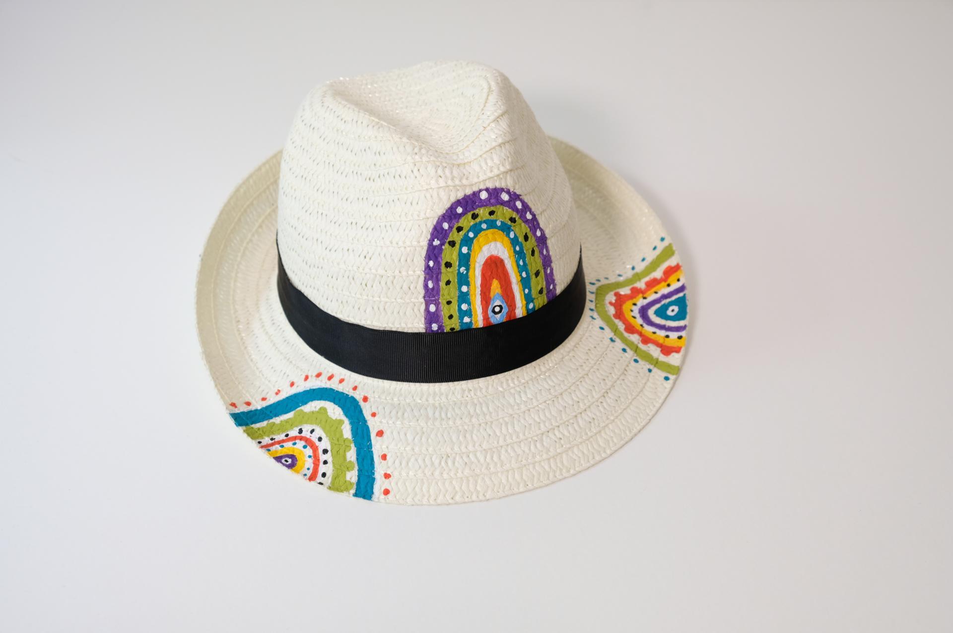 Chapeau de paille - Bruno