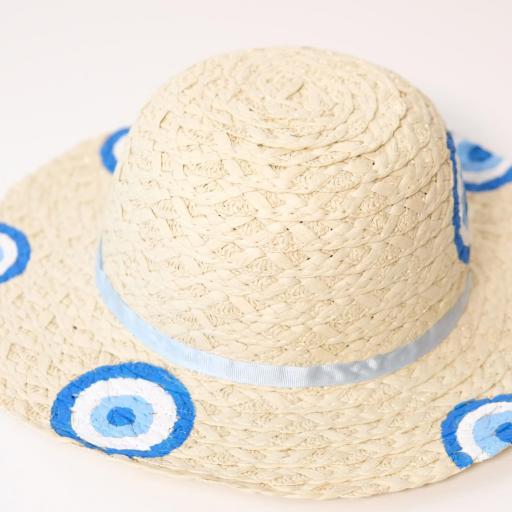 Chapeau de paille fille - Louna [1]