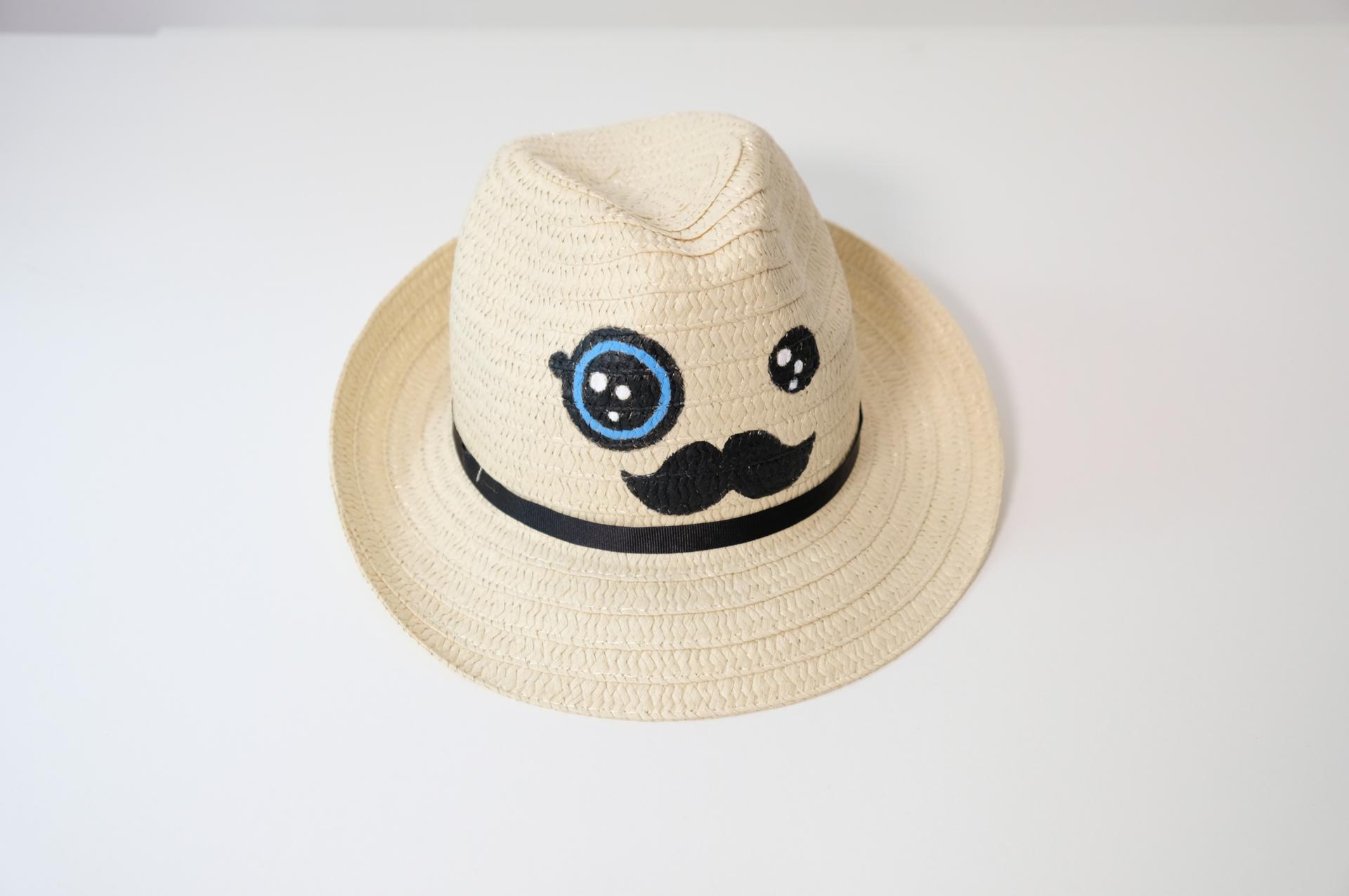 Chapeau de paille - Harú
