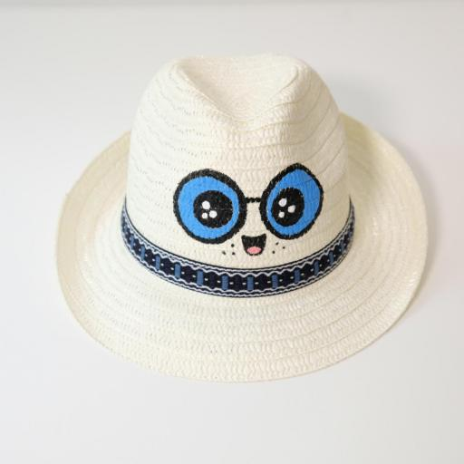 chapeau de paille - Hosti