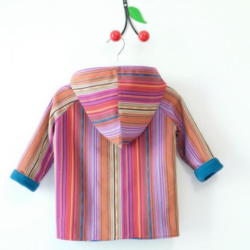 Manteau à capuche - Capucine [2]