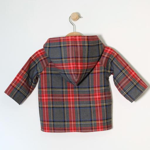 Manteau bébé écossais - Rayan [1]