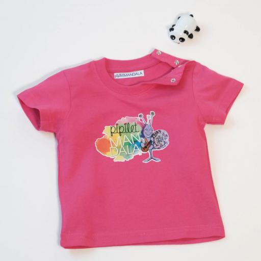T- Shirt bébé Pipilet  [1]