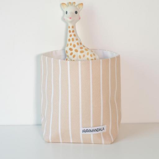 Set de Bébé:Oreiller et Trousse de toilette Estela  [2]
