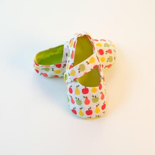 Chaussuresbébé - Tutti frutti  [2]