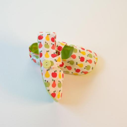 Chaussuresbébé - Tutti frutti  [1]