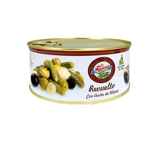 Revuelto sabor anchoa EL CABILDO lata kilo