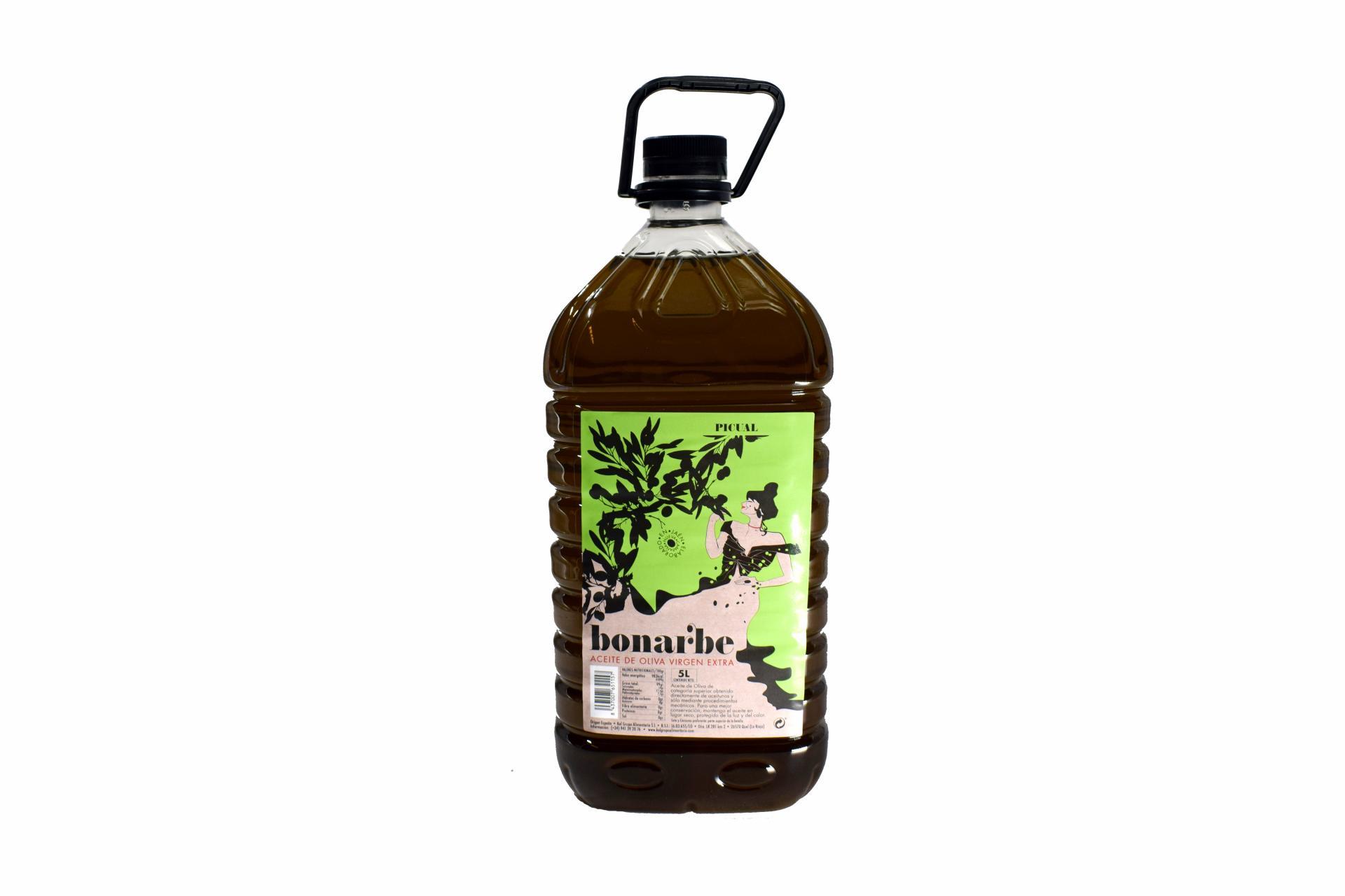 Aceite Bonarbe Picual 5L