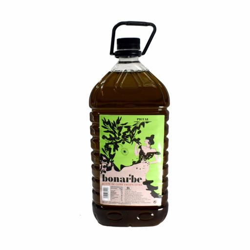 Aceite Bonarbe Picual 5L