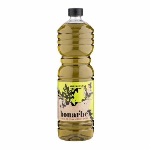 Aceite Bonarbe Arbequina 1L [0]