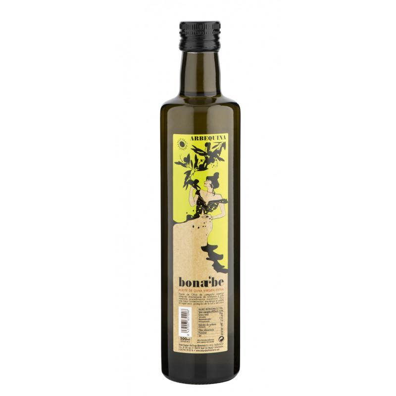 Aceite Bonarbe Arbequina 500mL