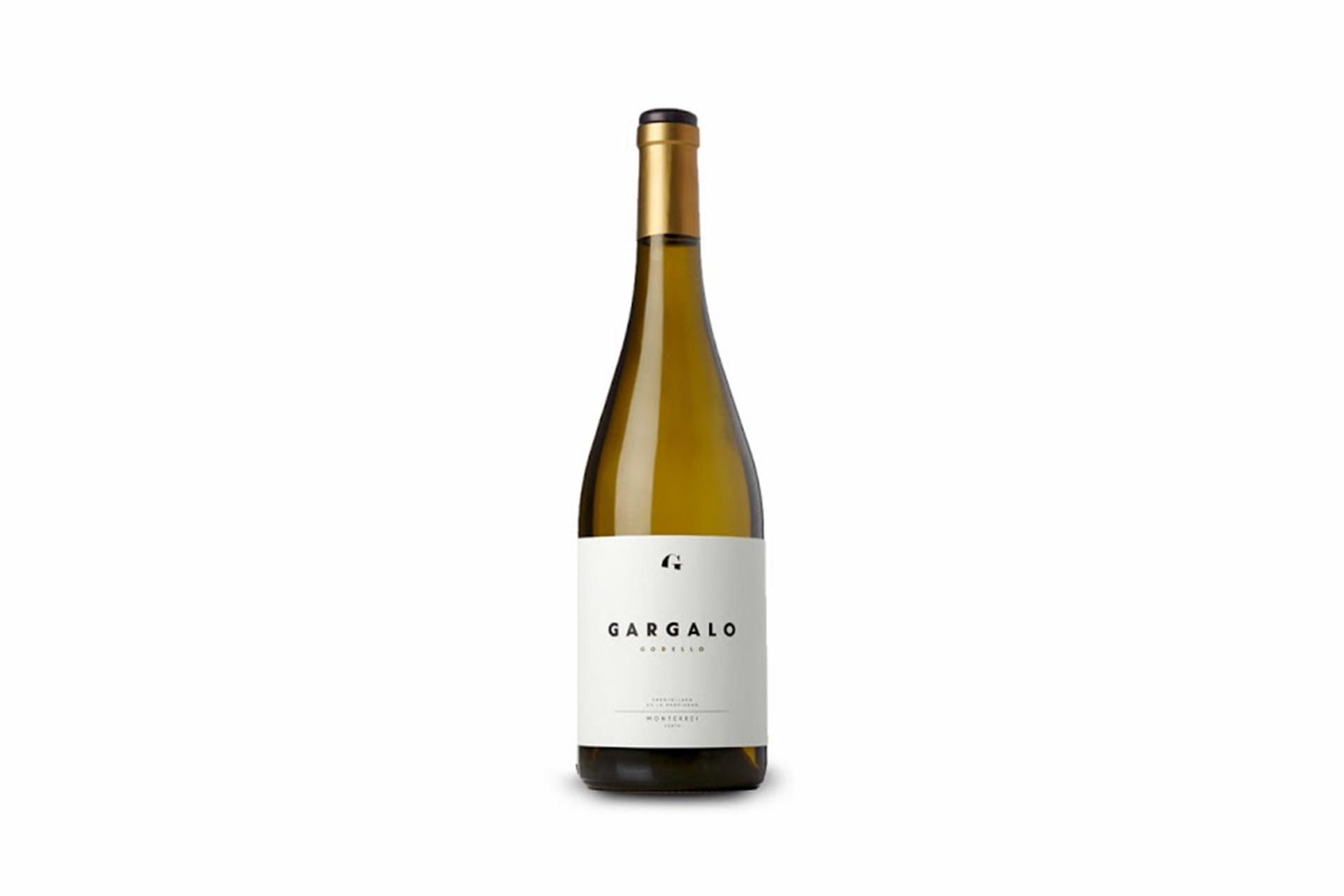 Vino Blanco Godello GARGALO D.O. Monterrei