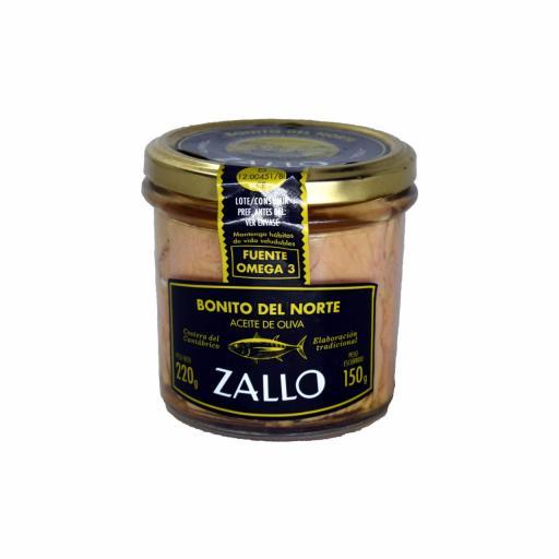 Zallo Bonito del Norte (Cristal)