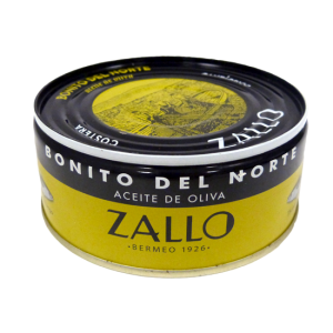 Bonito en Aceite de Oliva 280g Zallo