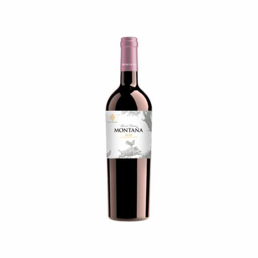 Vino Tinto Montaña Crianza D.O. Rioja
