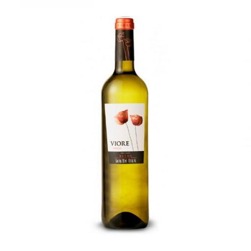 Vino Blanco 100% Verdejo VIORE D.O. Rueda
