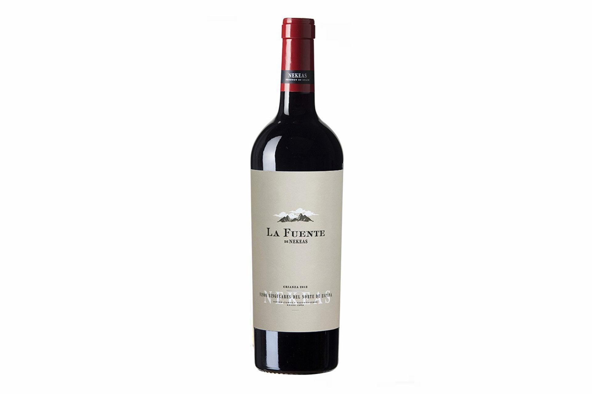 Vino Tinto La Fuente De Nekeas D.O. Navarra