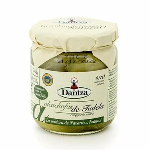 Alcachofas de Tudela 6/10 Serie ORO DANZA