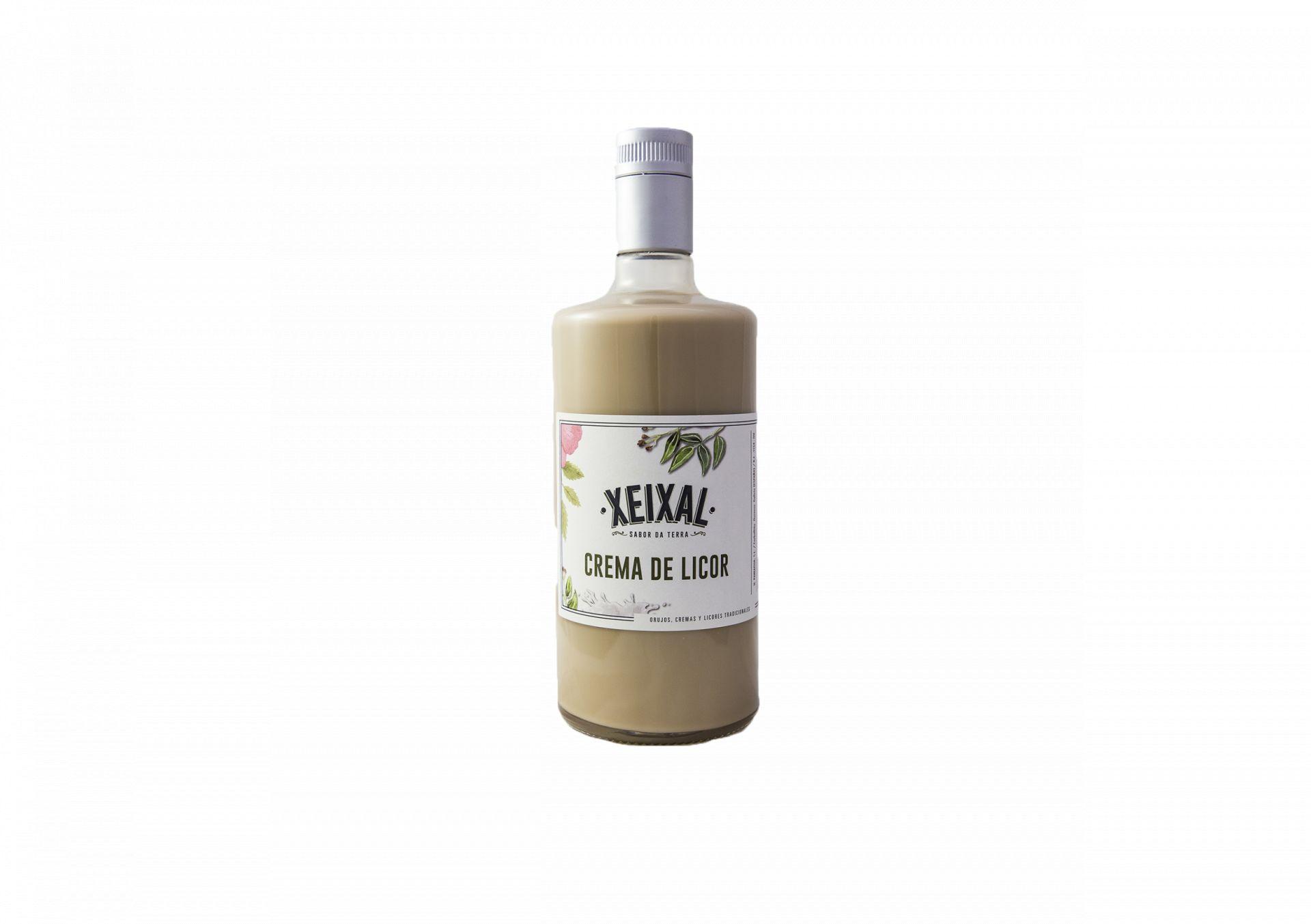 XEIXAL Crema de Orujo