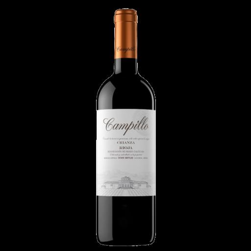 Campillo Crianza 2017 D.O. Rioja